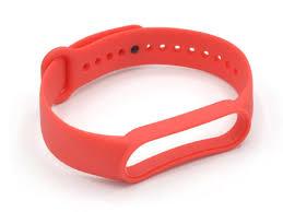 <b>Aксессуар Ремешок Innovation для</b> Mi Band 5 Silicone Red - Чижик