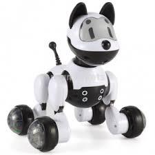 <b>Интерактивная собака</b> youdy с управлением голосом и руками ...