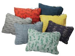 Compressible Pillow | Recycled Foam Pillow | Therm-a-Rest®
