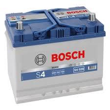 Аккумулятор <b>BOSCH</b> S4 026 Silver 570 412 063 обратная ...