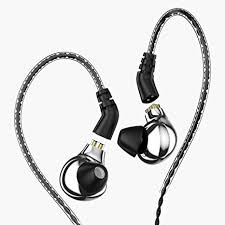 BLON BL03 <b>HIFI Earphones</b>, Equipped with <b>High</b>-<b>End Metal</b> ...
