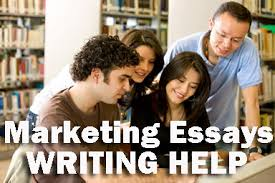marketing essay writing help such documents are more often books rather than articles suggested references for scientific dissertations like marketing essays are hard copy
