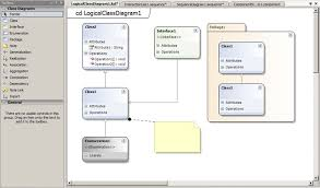 uml  the most wanted feature in team architect   logicalclassdiagram