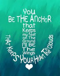 Anchoring Quotes. QuotesGram