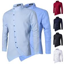 <b>Zogaa 2018 New Fashion</b> Brand Camisa Masculina Long Sleeve ...