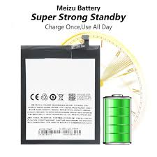 3.85V 3100mAh Smart Phone Battery Replacement For <b>Meizu M1</b> ...