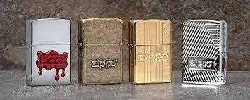 <b>Зажигалки</b> с логотипом Zippo