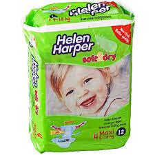 <b>Подгузники Helen harper</b>, 4, 12 шт | Магнит Косметик
