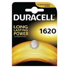 <b>Батарейка CR1620</b>, <b>Duracell</b>, 50774685
