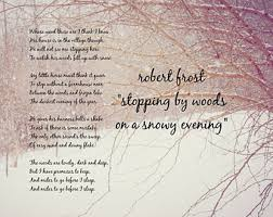 Items similar to Miles to go magnet Robert Frost quote bumper ... via Relatably.com