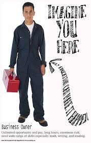 career vocational education posters for schools classrooms job c69 poster 260 inspirational career classroom poster