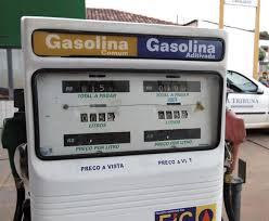 Resultado de imagem para bomba de gasolina