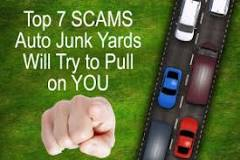 Auto Junk Yards Near Me: 7 Crooked Scams Salvage Yards Pull ...