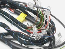 bsa lucas cloth bound main wiring harness 54955258 1969 70 a50 a65 bsa lucas cloth bound main wiring harness 54955258 1969 70 a50 a65 lightning