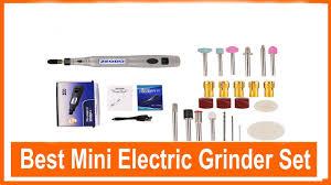Best <b>Mini</b> Electric Grinder Set - YouTube