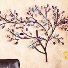 tree wall decor art youtube: metalglass tree wall sculpture youtube intended for keyword