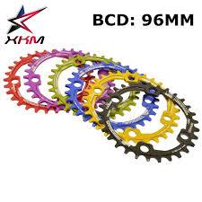 <b>Bicycle Crank Chain</b> Wheel <b>Mtb Bike Crankset</b> 96BCD for SHIMANO ...