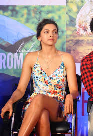 High Quality Bollywood Celebrity Pictures Deepika Padukone. Deepika Padukone Showcasing Her Sexy Long Legs At Film Finding Fanny Song Launch In Novotel Mumbai