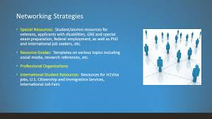 worldwide career services welcome to worldwide career services 12 networking strategies