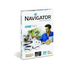 Igepa <b>Navigator Home</b> Pack A4 80g/m2 250 Pages - Krauta.ee