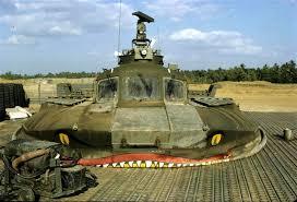 "historian on the loosewarinvietnam  "" pacv  patrol air cushion vehicle"