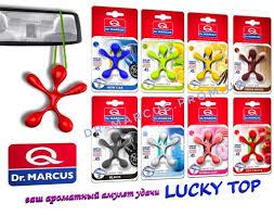 Авто освежитель <b>Dr</b>. <b>Marcus Lucky</b> Top (выбор аромата ...