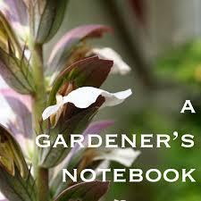 Audio – A Gardener's Notebook