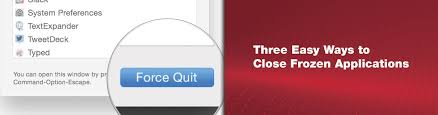 Force Quit on a <b>Mac</b>: 3 Easy Ways to Close Frozen Applications
