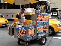 Image result for Hot dog stand