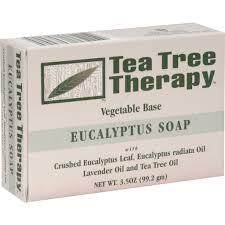 Tea Tree Therapy <b>Eucalyptus Soap</b> Vegetable Base - <b>3.5</b> oz | Hand ...