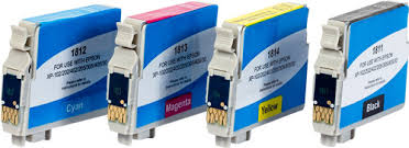 Pixeljet <b>18 XL 4</b>-Color <b>Pack for</b> Epson (C13T18164010) - Coolblue ...