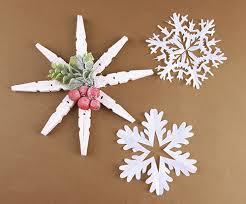 Decorazione Finestre Neve : Natale fai da te fiocchi di neve in cartoncino unadonna