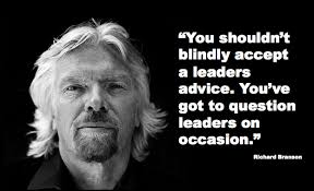Wisdom from Richard Branson | 15 Inspiring Quotes | Simple Life ... via Relatably.com
