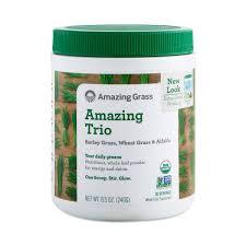 <b>Amazing Trio</b> Greens Powder by Amazing <b>Grass</b> - Thrive Market