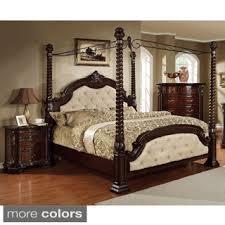 canopy bedroom set photo
