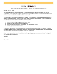 perfect it resume examples cover letter resume examples perfect it resume examples resume writing resume examples cover letters nanny cover letter examples and resources