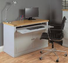 new hampton grey hidden home office baumhaus hampton hidden home office desk