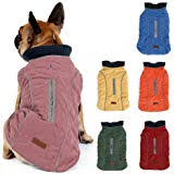 Cold <b>Winter</b> Dog <b>Pet Coat</b> Jacket Vest Warm Outfit Clothes for Small ...