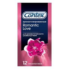 <b>Презервативы</b> CONTEX №12 <b>Romantic Love ароматизированные</b>