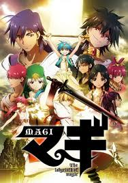 Magi: The Labyrinth of Magic 25 PL HD