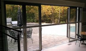 retractable screens nanawall system large openings scotia screens windows and doors large openings scotia