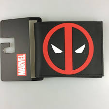 Кожаный кошелек <b>Deadpool</b> купить в Москве с доставкой или ...