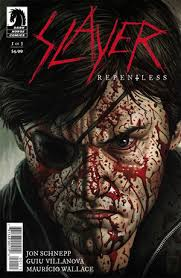 <b>Slayer</b>: <b>Repentless</b> #1 :: Profile :: Dark Horse Comics