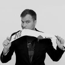 основатель бренда <b>носков St</b>.<b>Friday Socks</b> Сергей Тонков