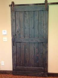vintage sliding barn door custom made to fit your style barn style sliding doors
