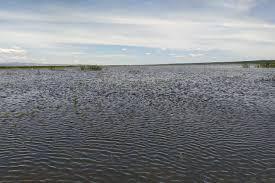 Lagoa de Itaparica volta a ter água depois de anos de seca