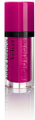 Bourjois Rouge Edition Velvet <b>Бархатный флюид для губ</b> тон 06 6 ...