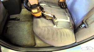 how to clean upholstery hot water extraction critical details premium automotive detailing youtube best fabric cleaner for furniture