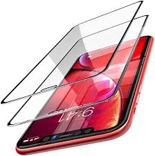 TOZO for iPhone XR/iPhone 11 Screen Protector [ <b>3D</b> Bent Full ...