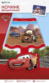 """<b>Ночник декоративный</b>, <b>Disney</b>/Pixar """"Тачки"""", DND-20, """"<b>ФОТОН</b> ..."""